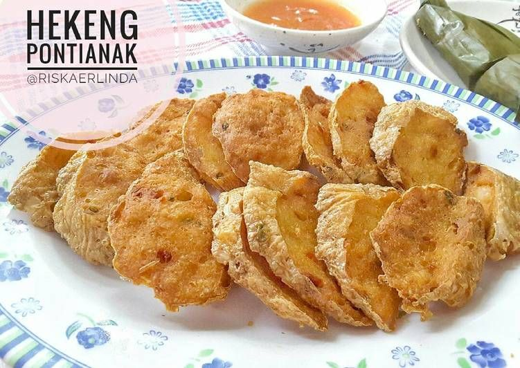 Resep Hekeng Pontianak Oleh Riska Erlinda Resep Resep Resep Masakan Malaysia Resep Masakan