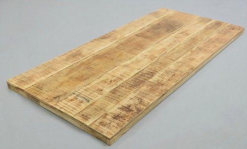 Tischplatte altholz weiß  Mango Altholz Tischplatten | Rund Moods | Pinterest | Altholz ...
