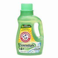 Amazon Com Arm Hammer Laundry Detergent Essentials 2x