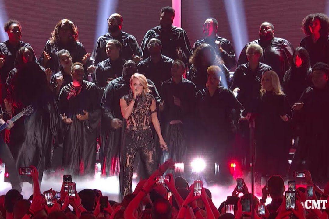 "CMA Awards Carrie Underwood ""Church Bells"" LIVE VIDEO NASHVILLE NEWS @ iHumanMedia.com ... #CMAFest2016 #CarrieUnderwood"