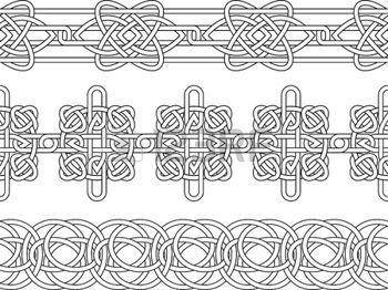 Traditional Architectural Ornament And Stencil Set For Design Reno