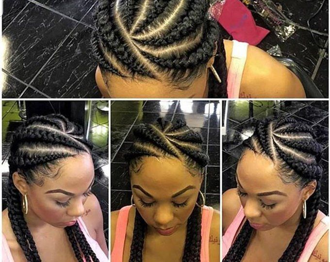 Feathers Braid Wig/ Braid Wig/ Lace Braided Wig/ Braided lace | Etsy