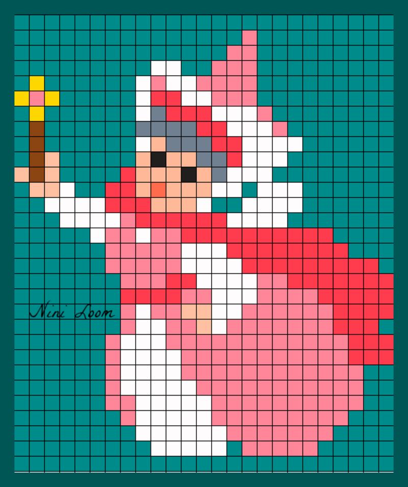 Pixel Art Belle Pixel Art Minecraft Pixel Art Facile Et