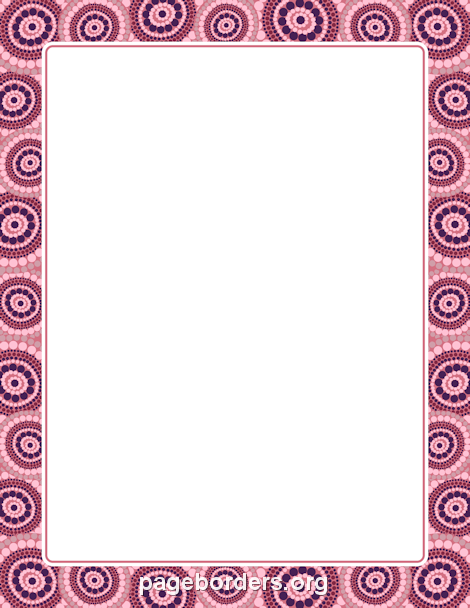 Aboriginal border lindos pinterest border templates clip free aboriginal border templates including printable border paper and clip art versions file formats include gif jpg pdf and png toneelgroepblik Image collections