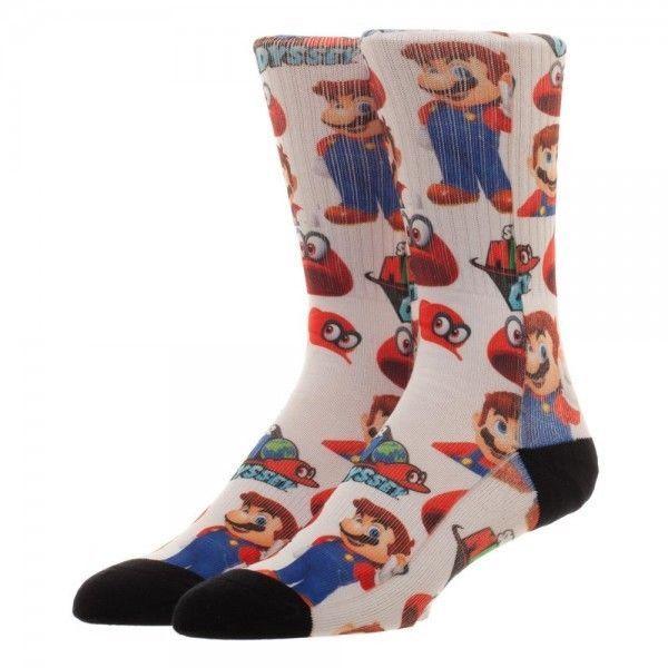 Floowyerion Mens Sweater Holiday Kitten Cats Novelty Sports Socks Crazy Funny Crew Tube Socks