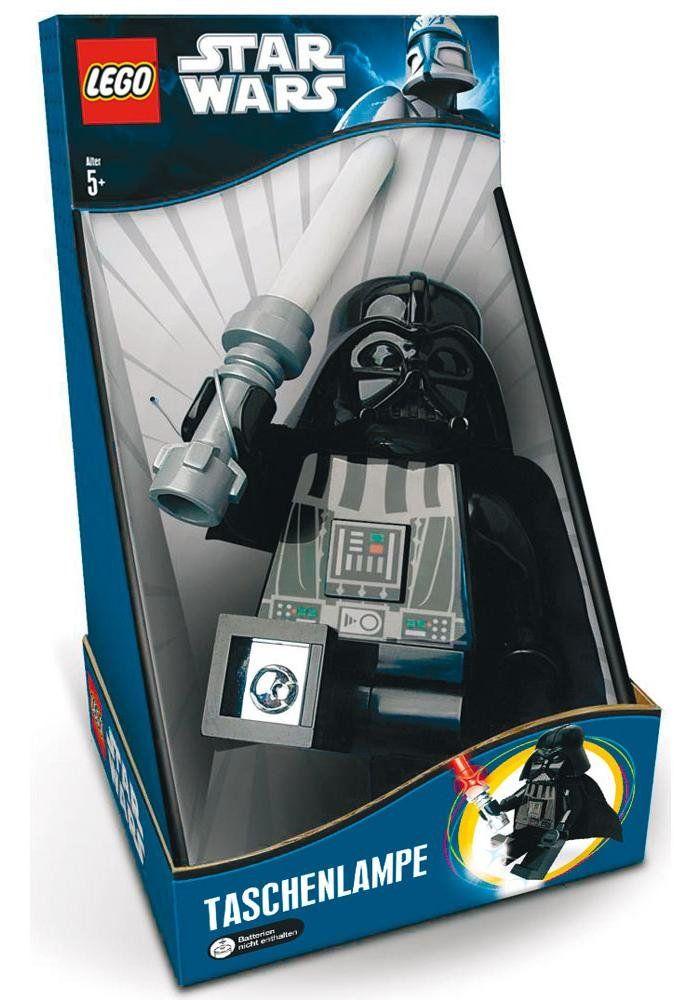 LEGO Star Wars - Darth Vader große Taschenlampe - DER TREND-ARTIKEL: Amazon.de: Spielzeug