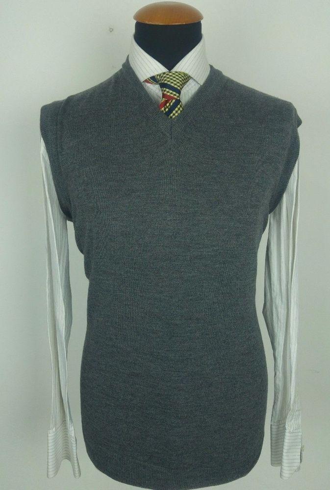 Mark Spencer Mens V Neck Slipover Size 3xl Size 3xl Ebay