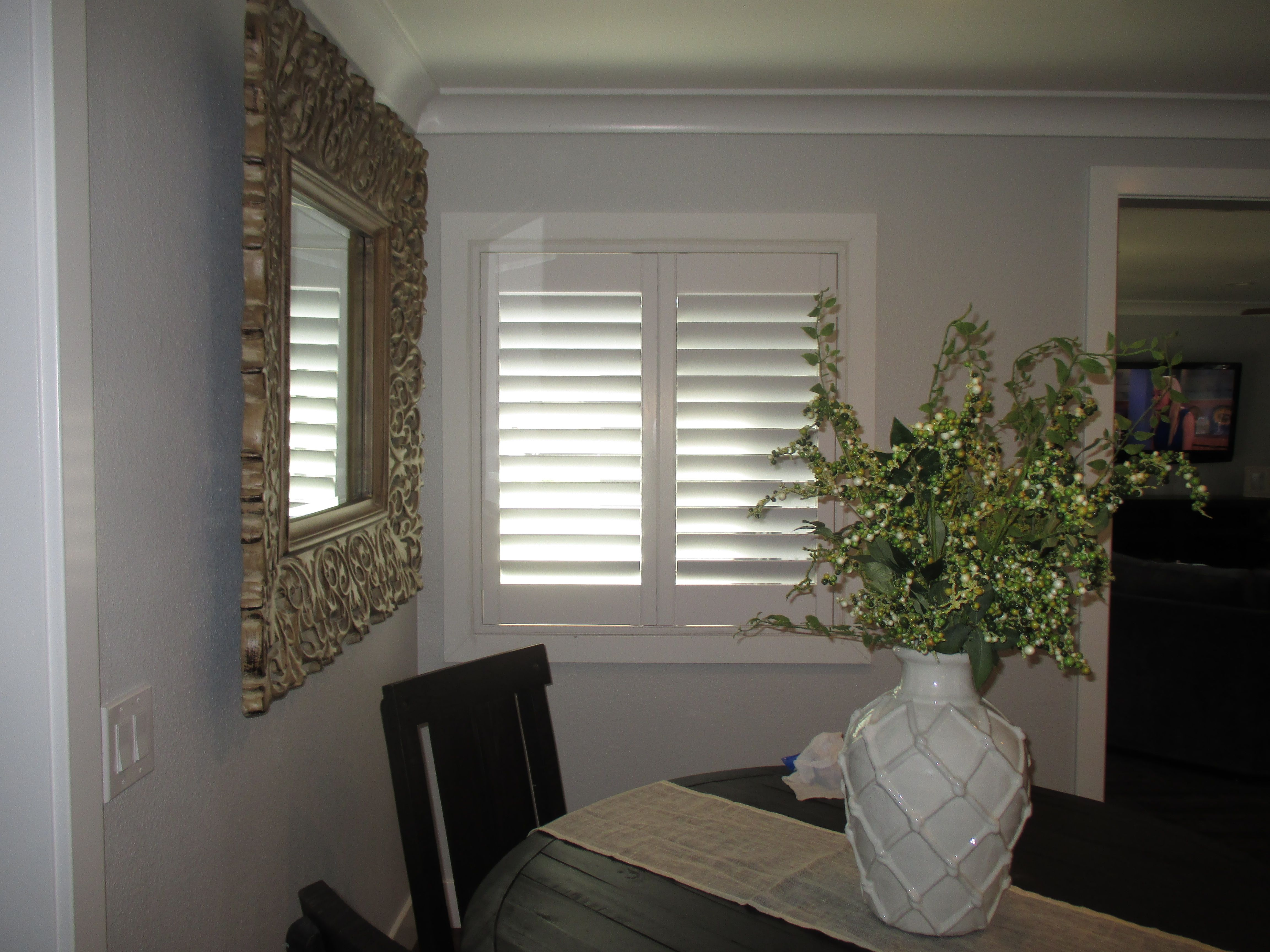 images pinterest plantation cabin composite best blinds interior on shutters pine knotty