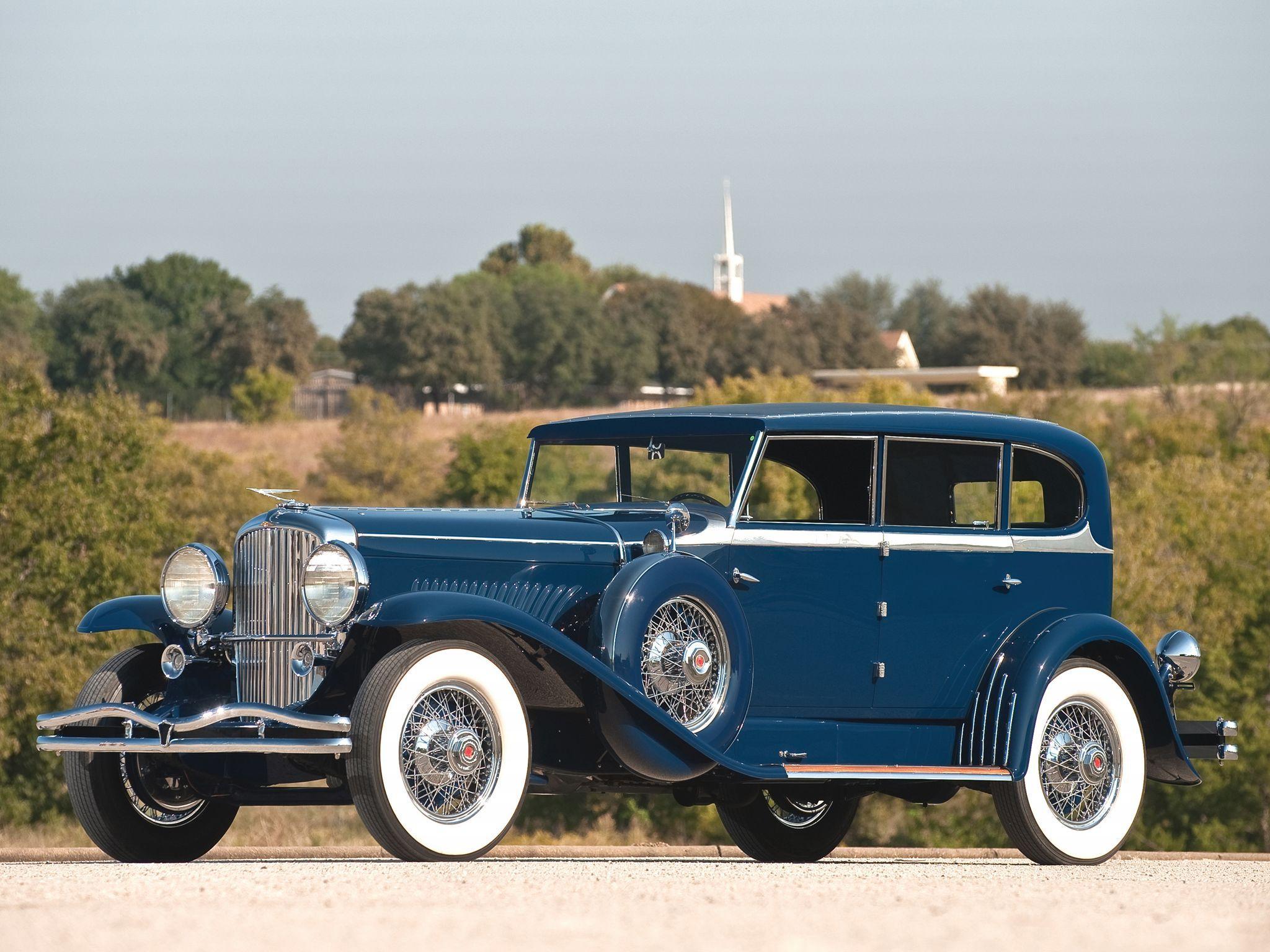 Duesenberg J 187 Clear Vision Sedan by Murphy 1929
