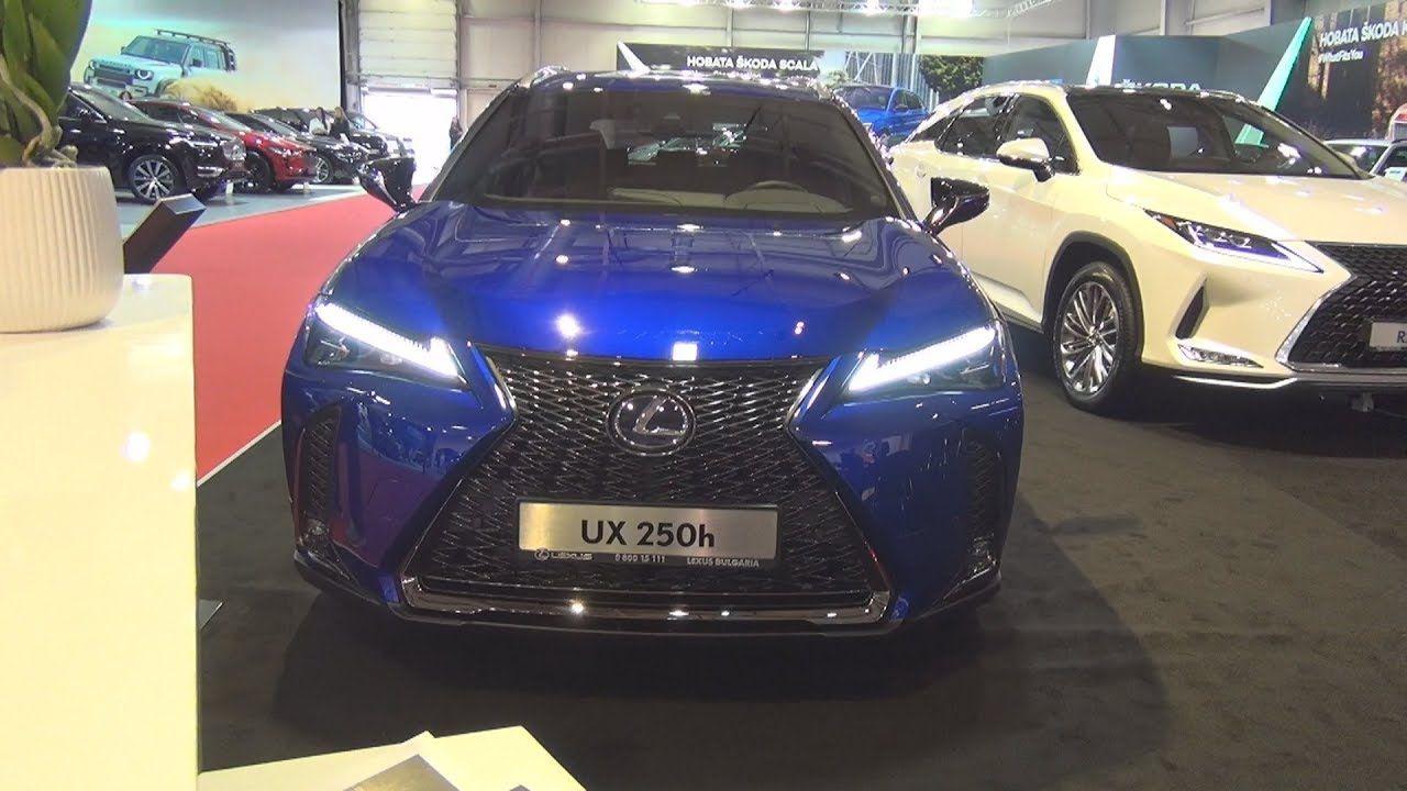 Lexus Ux 250h 2020 Exterior And Interior Lexus Vehicles Sports Car