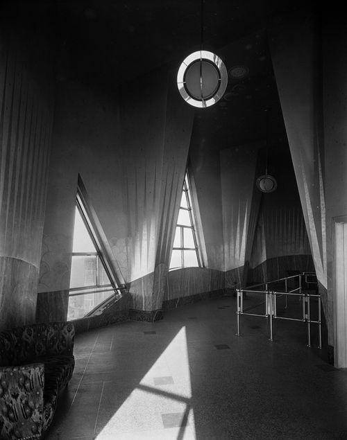 Peek Inside 1945 S Celestial Chrysler Building Observatory
