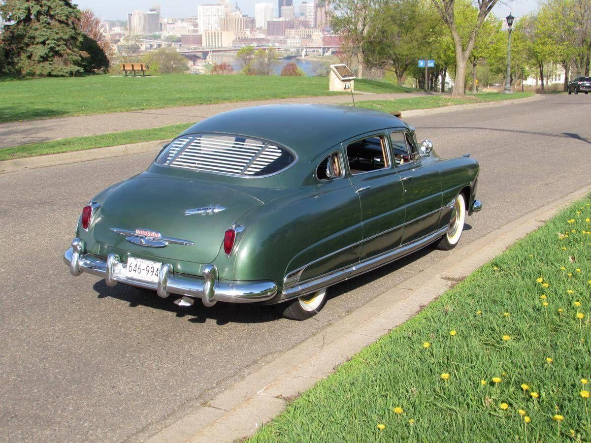 51 Hudson Hornet | Hemmings | Adrenaline Capsules | Pinterest | Cars