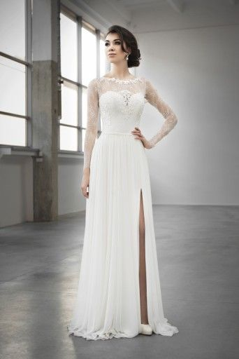 558ddbe06e Suknia ślubna ecru FULARA ŻYWCZYK R.38 -30%