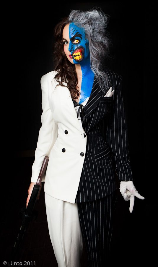 Lady Two Face