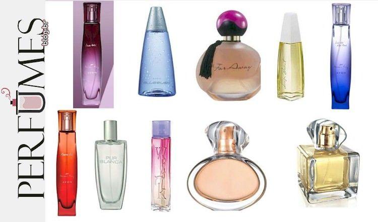 perfumes avon