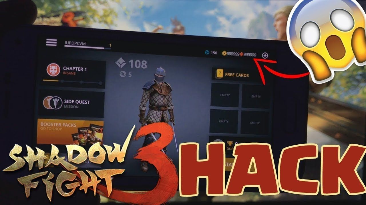 Shadow Fight 3 Hack Generator Eglence