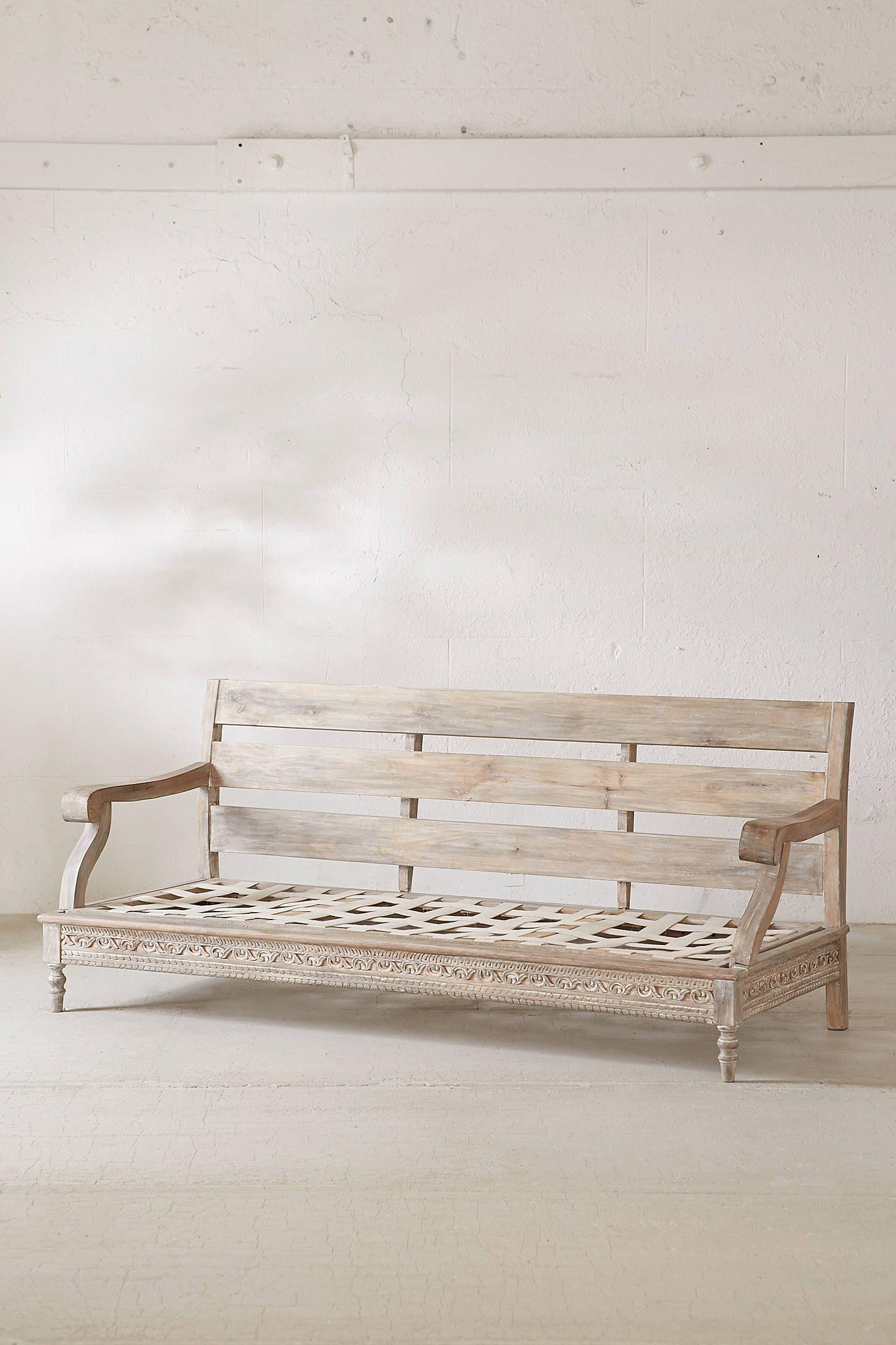 Rohini Daybed Sofa Daybed Sunroom And Screened Porches # Muebles Bazar Santa Sofia