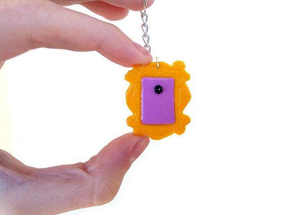 Friends TV show Door Frame Keychain | My Creations | Pinterest ...