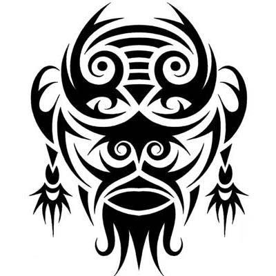 ee6446caa3699 african tatoo | Mask Tattoos, Tattoo Designs Gallery - Unique Pictures and  Ideas