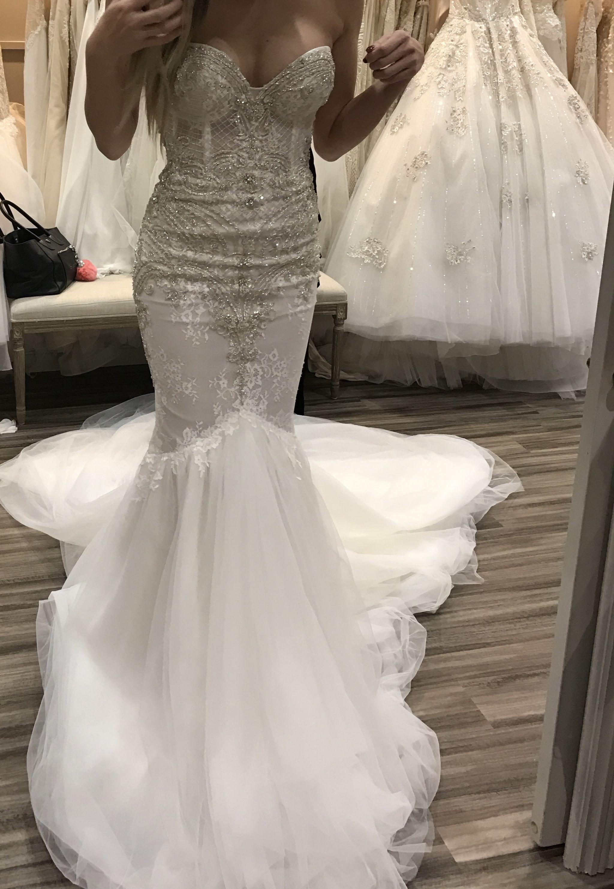 Berta 220 220 Wedding Dress   Used, Size 20, $20,22020   Dresses ...