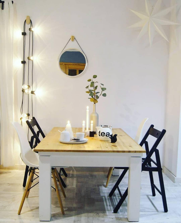 Esszimmer ideen mit spiegeln verpasse deinem zuhause ein leuchtendes upgrade die led