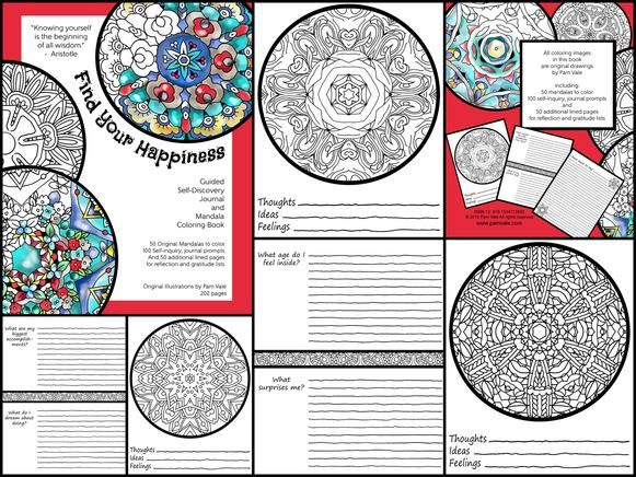 Coloring Books For Adults Grown Ups Colouring Guided Journaling