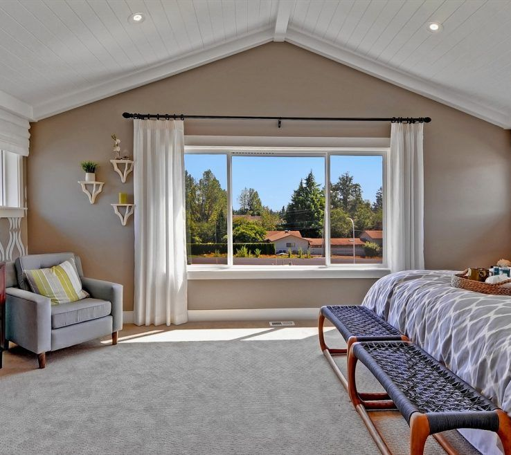 20 Bedroom Designs With Vaulted Ceilings: Lovely Vaulted Ceiling Ideas Of ... Interesting For