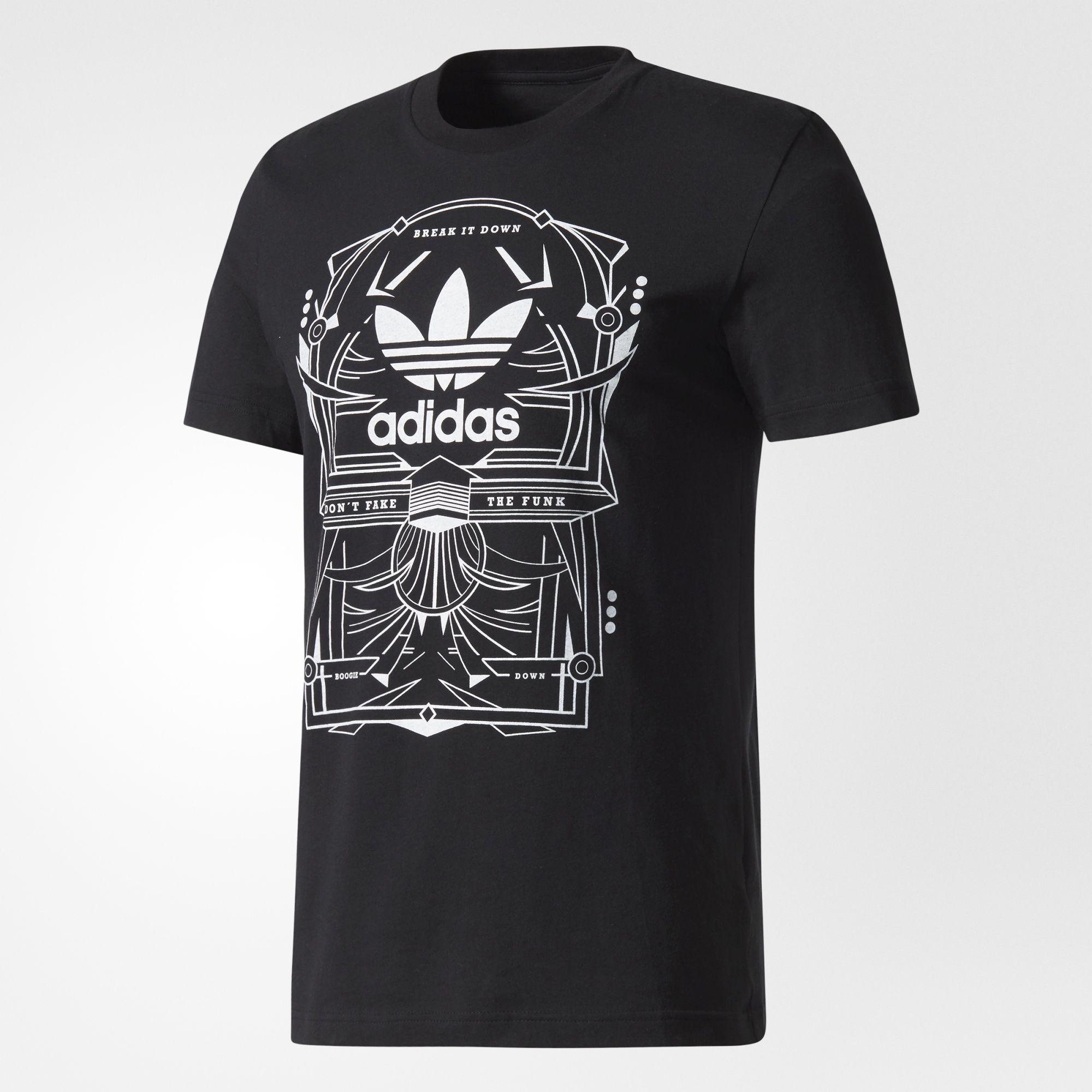 2e34c063c16 adidas Blackbird Paisley T-Shirt - Short-Sleeve (91 BRL) ❤ liked on  Polyvore featuring men s fashion