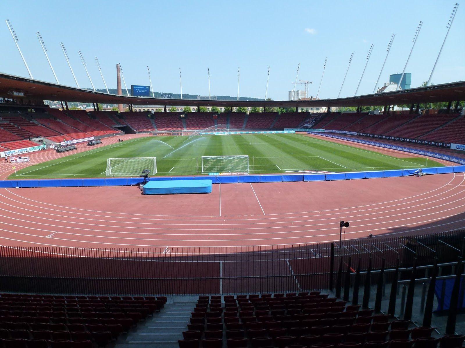 Pin on European football stadiums