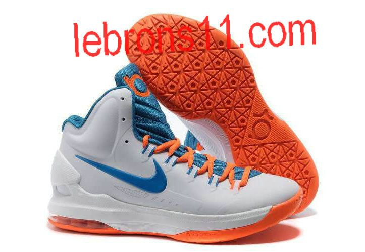 KD 5 Girls Home Basketball Shoes for Womens  839901a55