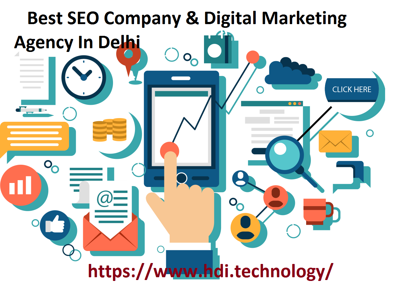 Best Search Engine Optimization Seo Agency In Delhi India Hdi Technology Is T Seo Digital Marketing Digital Marketing Strategy Digital Marketing Solutions
