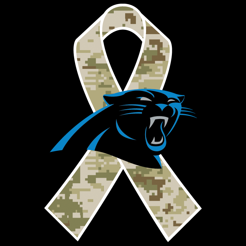 6a15ea84517 from Carolina Panthers During the month of November, the Panthers will  celebrate the NFL's Salute to Service campaign. Our military appreciation  game is ...