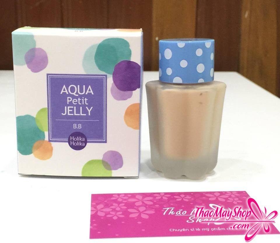 Kem Nền Holika Holika Aqua Petit Jelly Bb Cream 01 Nền Va Trang