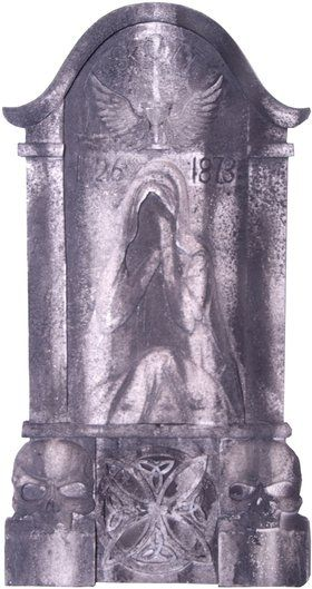 Lady Misery Tombstone Decoration Stuff to Buy Pinterest
