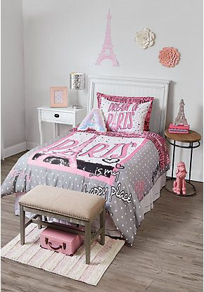 Tween Girls Bedding Bed Sets Cute Pillows Justice Girl