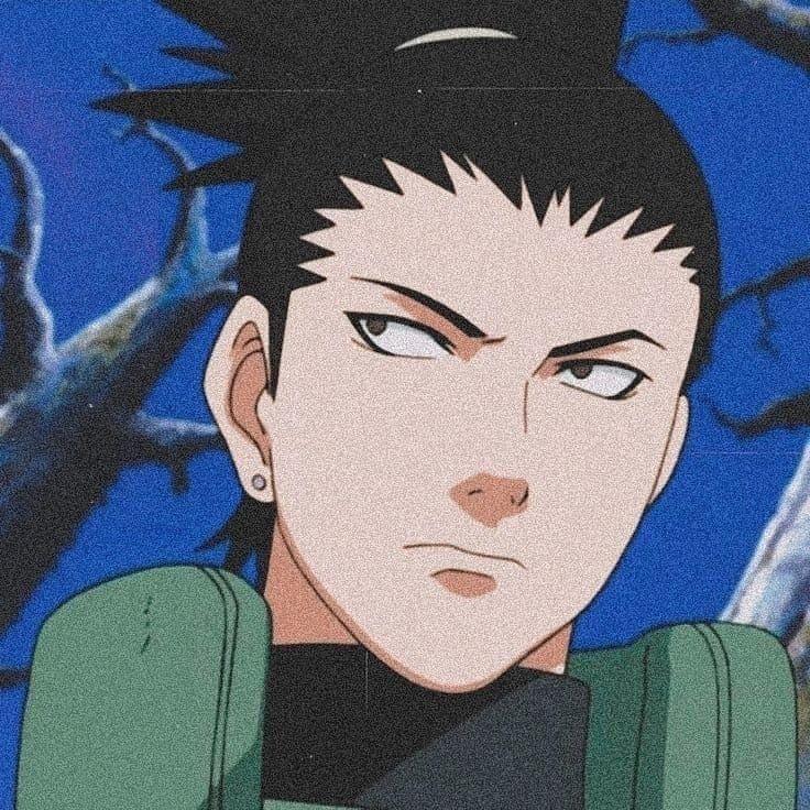 𝑠ℎ𝑖𝑘𝑎𝑚𝑎𝑟𝑢 in 2020 | Shikamaru, Aesthetic anime, Naruto art