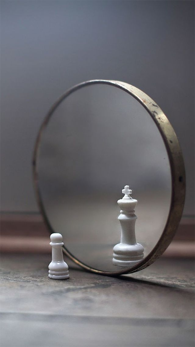 A Reflection on Perception