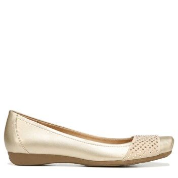 fe7e6c5af639c  60 on sale gold and widewidthfor The Hollow Crown Naturalizer Vine Shoe