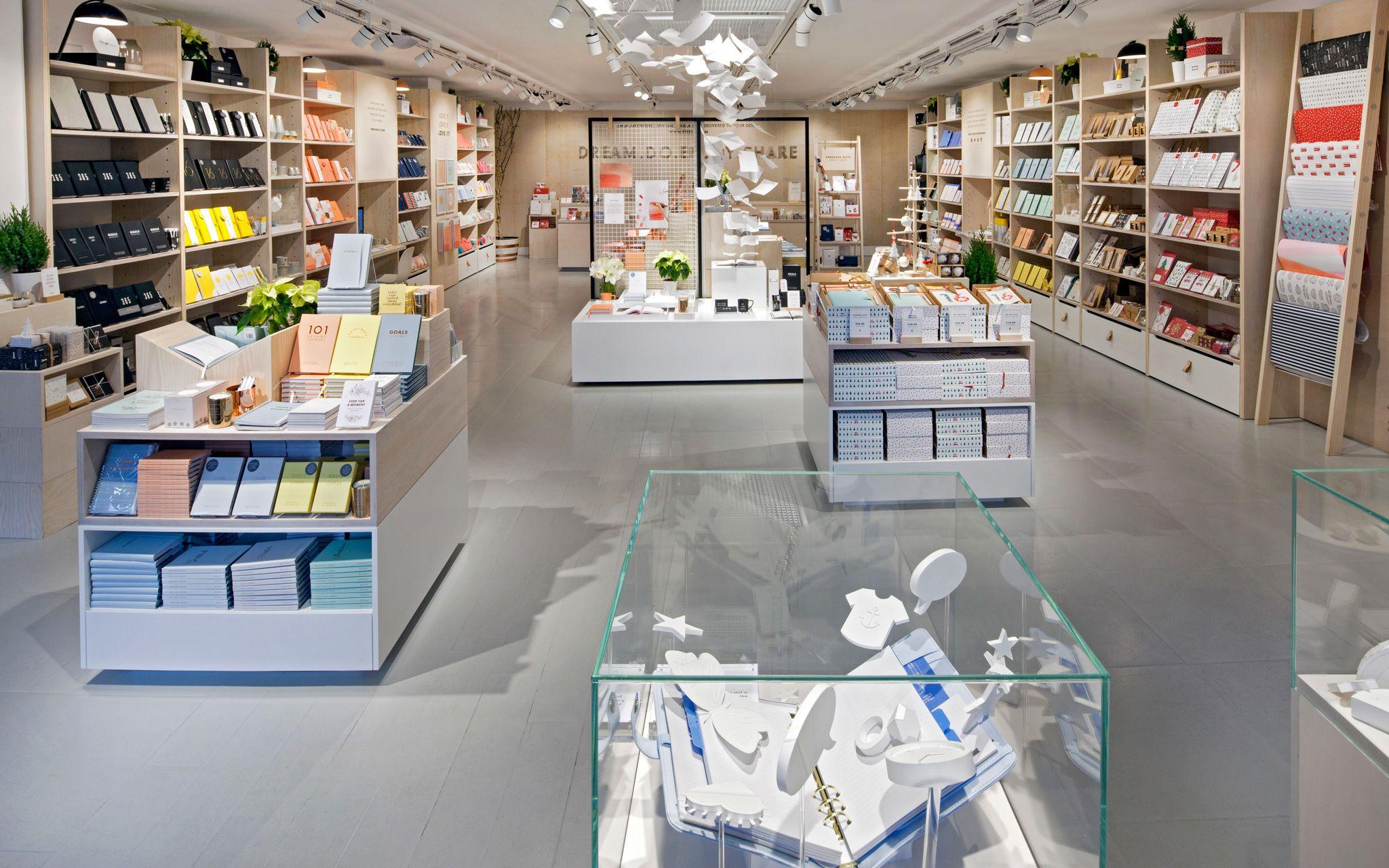 Kikki K Pop Up London Retail Design Retail Interior Design Store Design