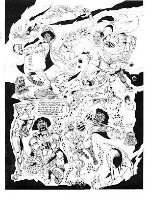 La Saga du Patineur D'Argent by Gotlib (1974).