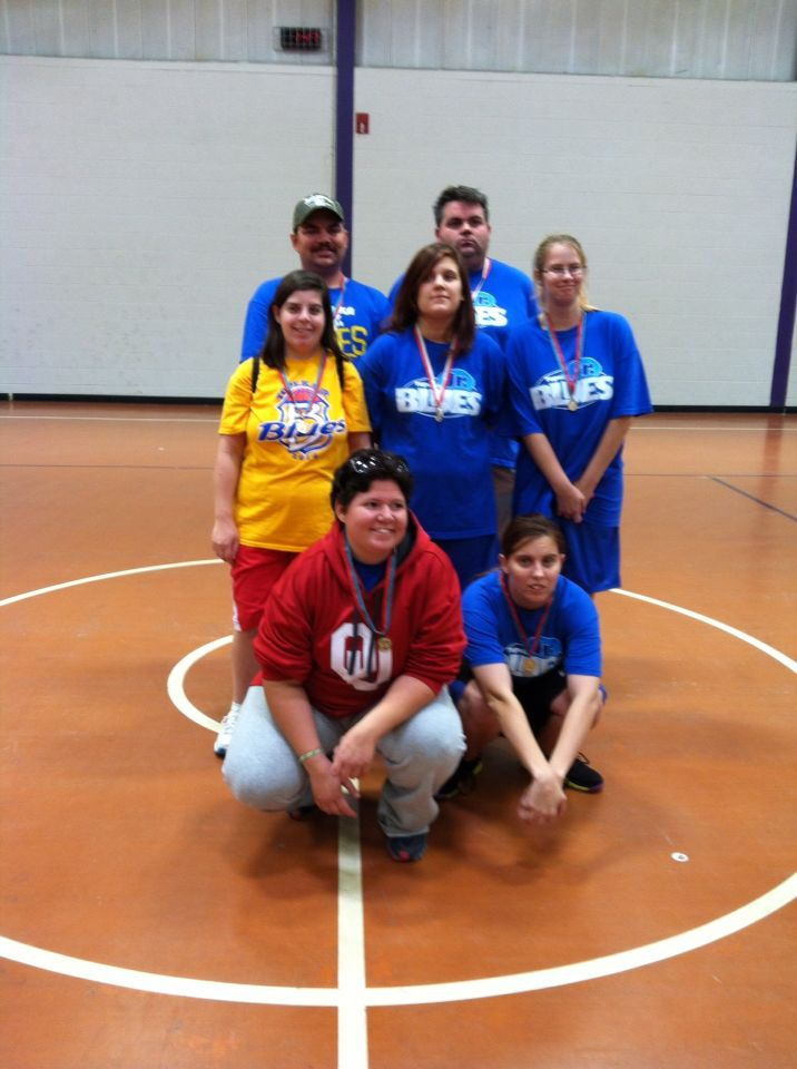 Volleyball Olympic Team Special Olympics Olympics