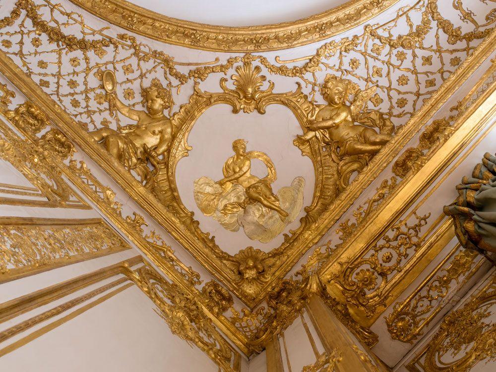 L\u0027appartement intérieur du Roi Versailles Palace  Gardens by Ron