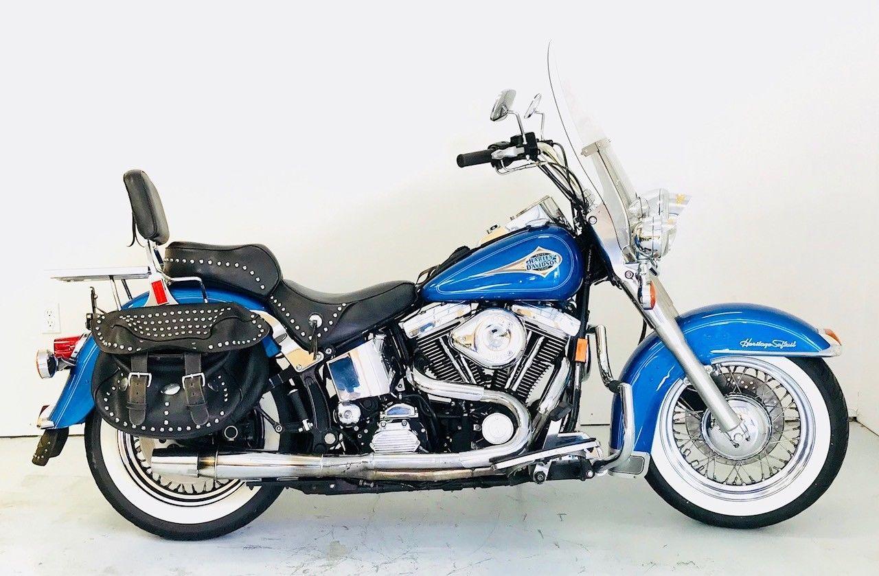eBay: 1997 Harley-Davidson Softail 1997 Harley Davidson