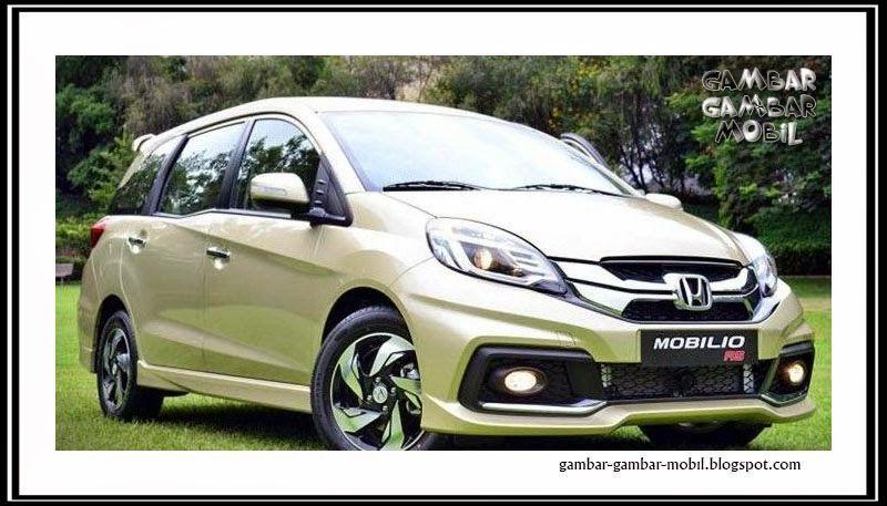 54+ Gambar Mobil Honda Mobilio HD Terbaru