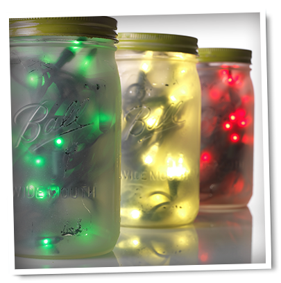 Mason Jar Lights2 Westlake Ace Hardware Mason Jars Bottles And