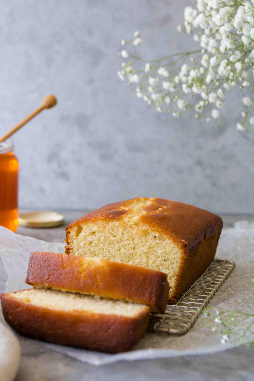 Moist Honey Tea Cake Loaf Just Like Grandma S Lifestyle Of A Foodie Recipe Tea Cakes Honey Recipes Tea Loaf