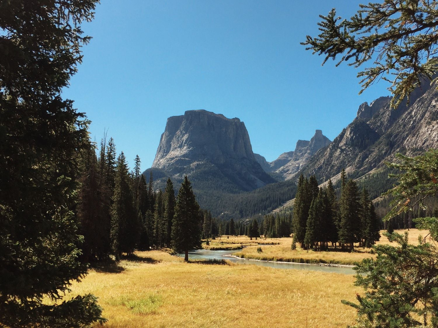 Backpacking The Wind River Range Of Wyoming Backpacking
