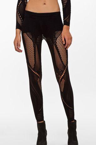 c1daf41e3db53 MCQ Alexander McQueen leggings | online finds | Leggings fashion ...