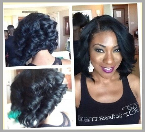Partial Sew In Bob With Remy Yelp Ins Bobs Regarding Haircut Hair Styles Pinterest And Style