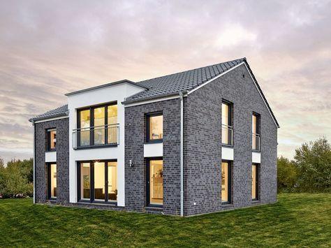 Stadthaus mit fast 160 qm Wohnfläche als Variante auch